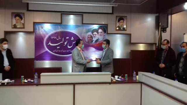 علی اکبر کبیری به سمت سرپرست معاونت بازرگانی و توسعه تجارت سازمان صمت استان قزوین منصوب شد